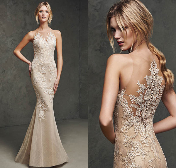 18-Pronovias cocktail dress