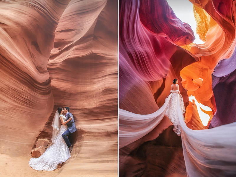 18-SixpencePhoto (Antelope Canyon Arizona)