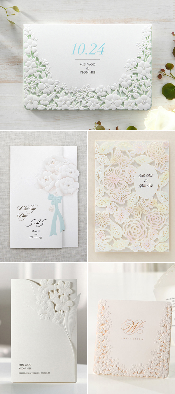 Simple is Beautiful! 30 Creative Invitation Ideas for Minimalist ...