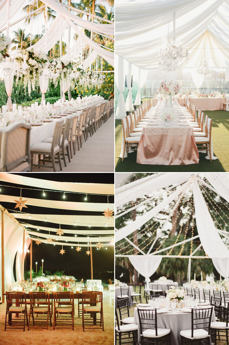 Rain Or Shine The Wedding Is On 21 Beautiful Ways To Decorate Your