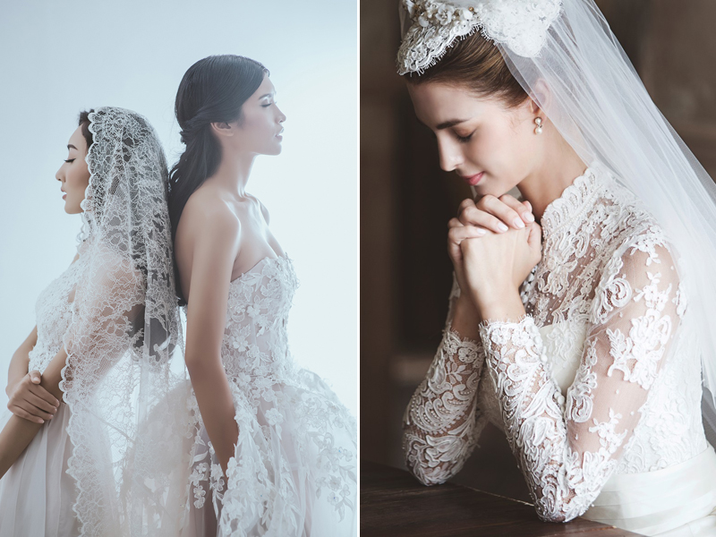 Timeless Elegance 30 Swoon Worthy Lace Wedding Dresses
