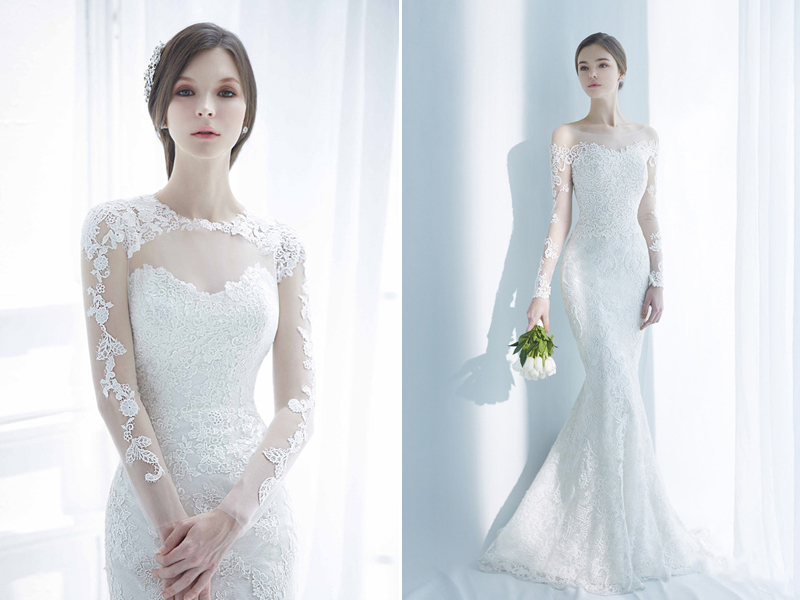 Timeless Elegance! 30 Swoon-worthy Lace Wedding Dresses