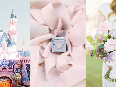 Pantone 2016 – Two is Better Than One: Rose Quartz + Serenity Wedding Ideas!