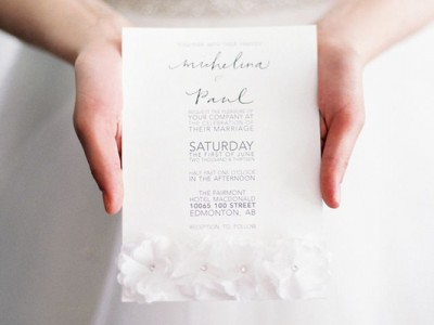 7 Top Wedding Invitation Trends for 2016!