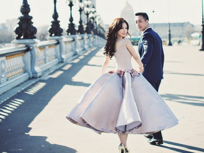 21 Sweet Engagement Outfit Ideas Featuring Short Dresses