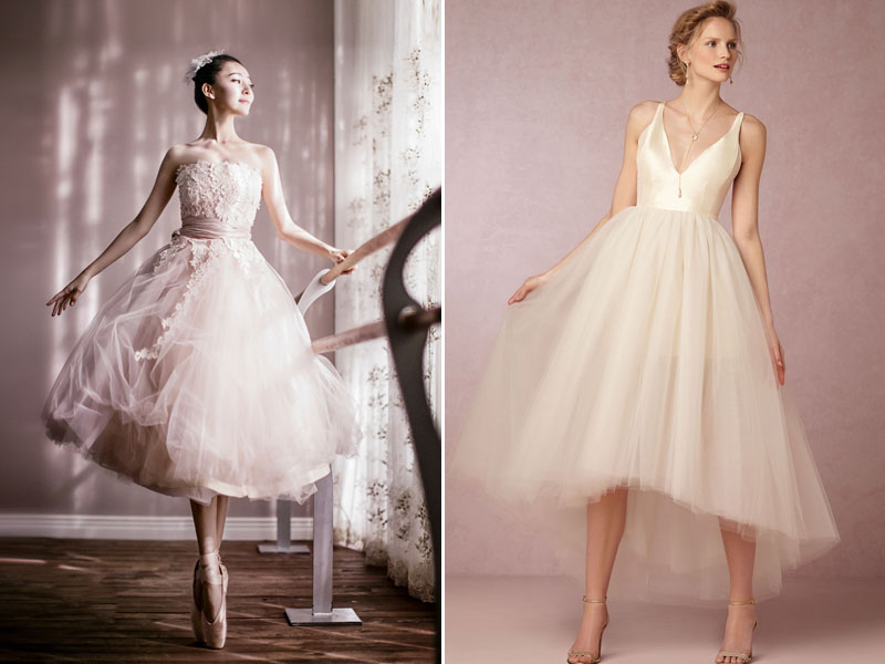 26 Utterly Romantic Ballerina-Inspired Wedding Dresses - Praise ...