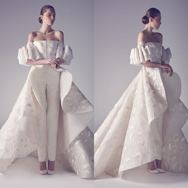 Trubridal Wedding Blog | Two Gowns in One! 20 Stylish Convertible ...
