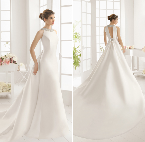 20 Statement Making Modern Minimalist Architectural Gowns Praise