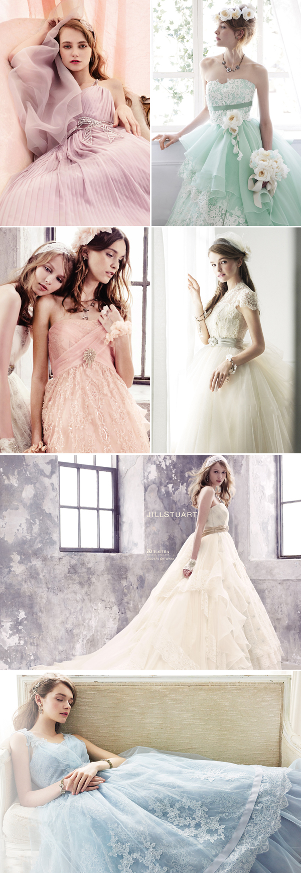Princess-Worthy Dreams! Top 10 Japanese Wedding Dress Brands We Love ...