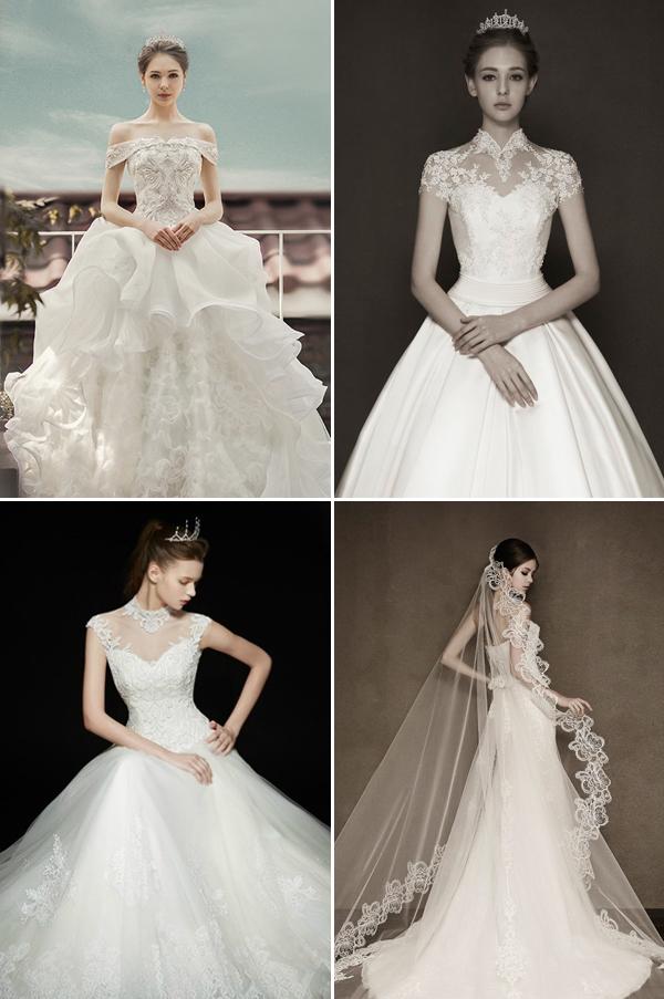 Dreamy Sophistication! Top 10 Korean Wedding Dress Brands We Love ...