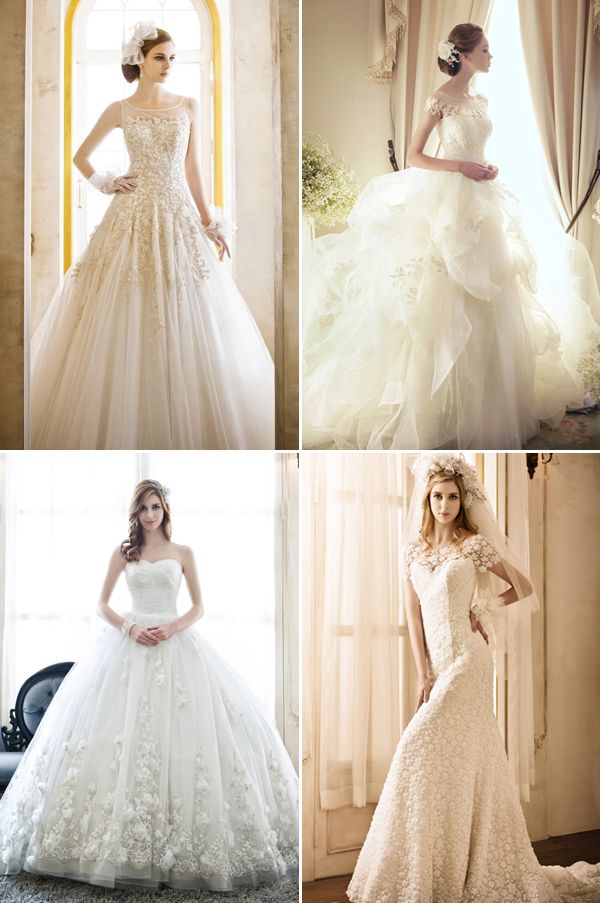 Dreamy Sophistication Top 10 Korean Wedding Dress Brands We Love