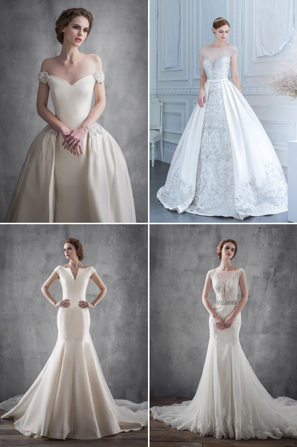 Dreamy Sophistication Top 10 Korean Wedding Dress Brands