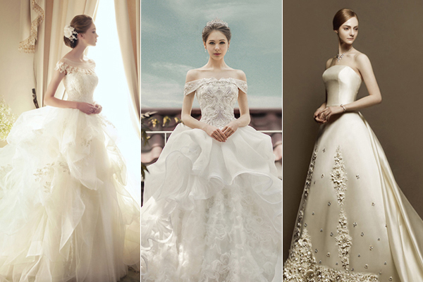 Top 10 Korean Wedding Dress Brands We Love Praise