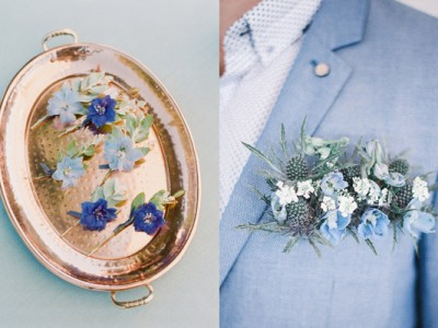 Wedding Floral For the Guys – 2016 Boutonniere Trends!