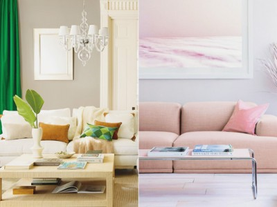 23 Beautifully Refreshing Spring-Inspired Living Room Decorating Ideas!