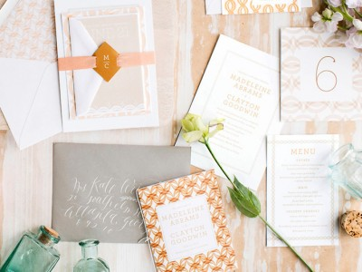 15 Absolutely Gorgeous Handmade Wedding Invitation Suites You'll Love!