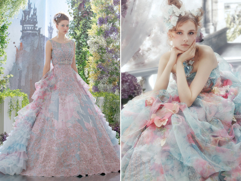 4b7793aa7055 The Real Princess-worthy Combination - 18 Stunning Gowns in Pink + ...