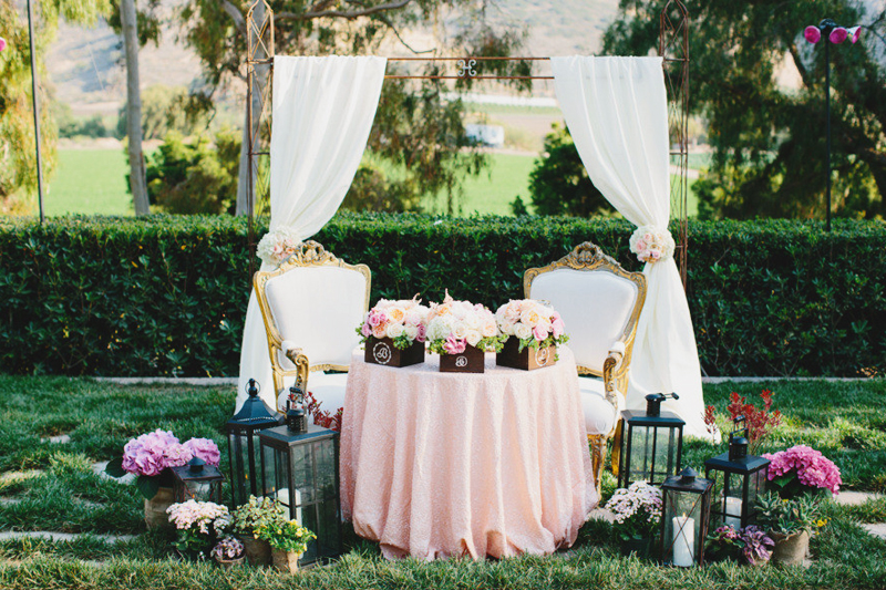 17-Candy Crush Events Blush Pink Sequin Tablecloth