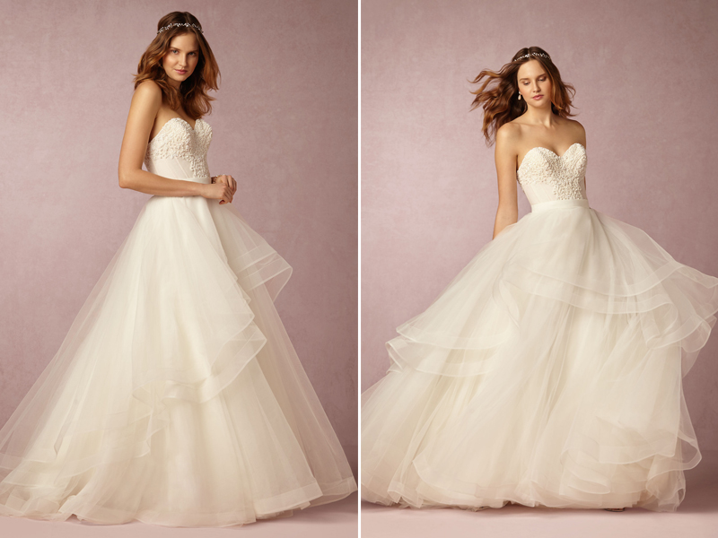 25 Beautiful Wedding Dresses You Can Actually Buy Online - Praise ...