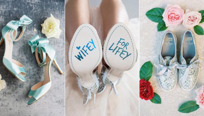 20 Cutest Weddingworthy Shoes for Modern Brides!