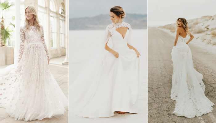 20 Beautiful Wedding Dresses You Can Now Buy Online