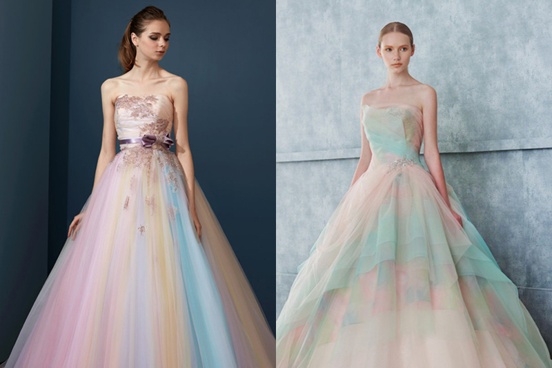The Real Princess-worthy Combination - 18 Stunning Gowns in Pink + ...
