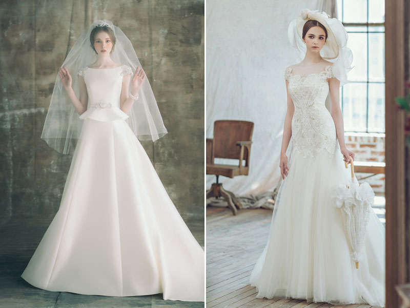 33 Vintage-Inspired Wedding Dresses You Will Fall in Love With ...