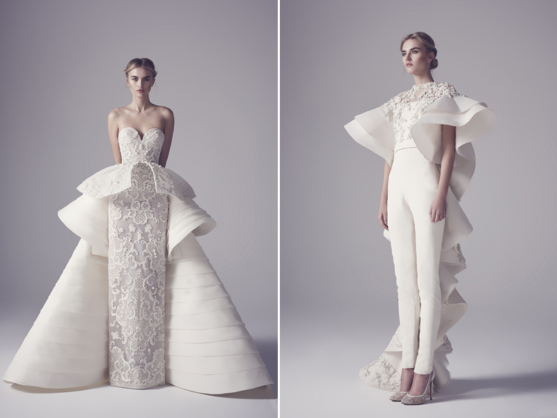 24 Contemporary Wedding Dresses For Not As Girly Brides