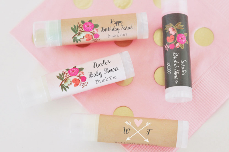 04-Personalized Lip Balm
