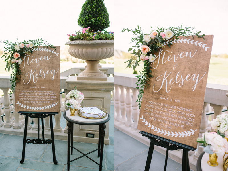 22 Creative Wedding Signs Your Guests Will Love Praise
