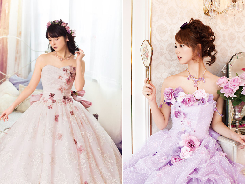 25 Incredibly Breathtaking Dresses With Flowers Liques