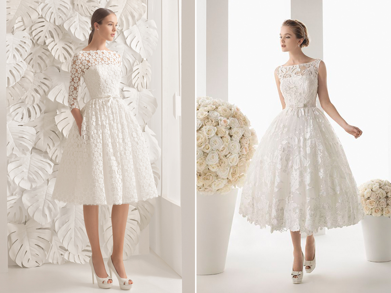 30 Modern Short Wedding Dresses For Summer Brides - Praise Wedding