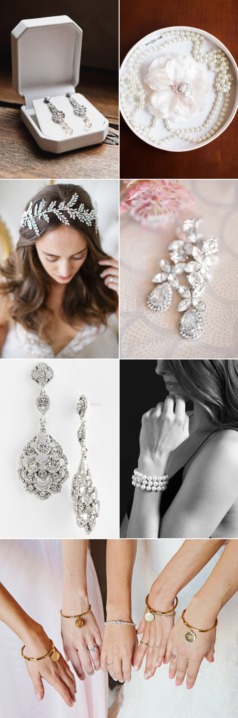 Where to Get Your Wedding Jewelry 6 Bridal Jewelry Shops for Every