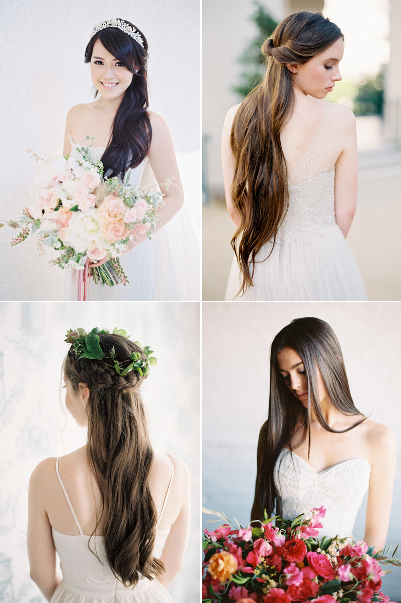 Why Do Most Brides Want Long Hair? 24 Jaw Dropping Long Hairstyles ...