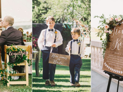 20 Creative Rustic Wedding Signs Your Guests Will Love!