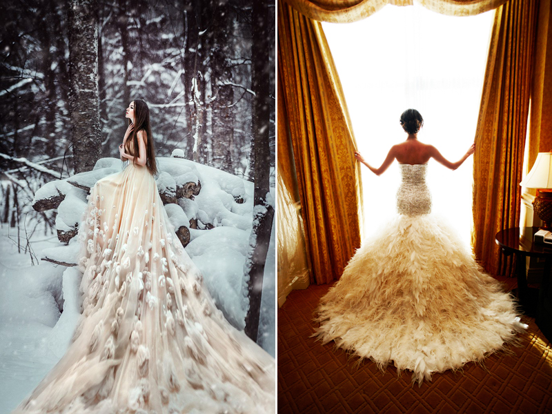 30 gorgeous wedding dresses with feather details praise wedding 30 gorgeous wedding dresses with feather details junglespirit Choice Image