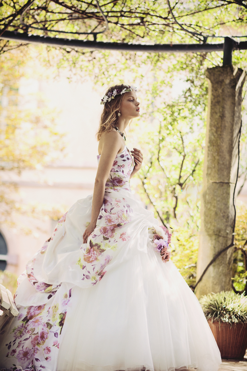 Blooming Trend 25 Dreamy Wedding Dresses With Romantic