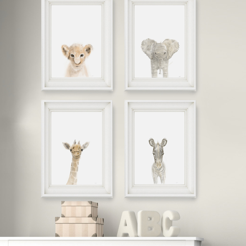 11-Safari-Nursery-Prints-Set-of-4