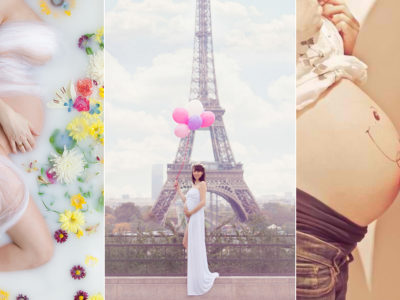 Creative Ways to Document Your Baby Bump! Latest Trends for Maternity Photos!