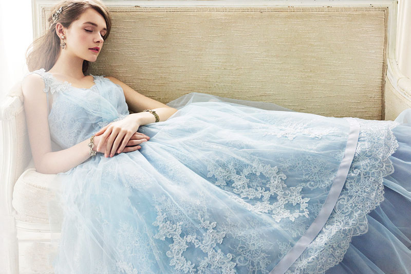 ba3f95e88c4a The Ultimate Collection of Something Blue! 30 Dreamy Blue Gowns You ll Fall  In Love With! - Praise Wedding