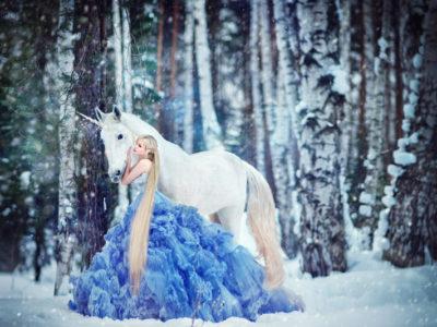 Fairy Tales Come True! 25 Magical Fantasy Bridal Portraits You'll Love!