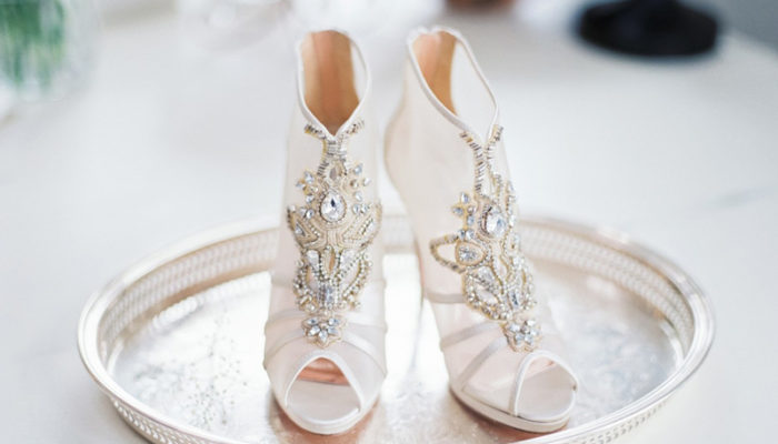 The Perfect Pair! Our Current Fave Wedding Shoe Trends!