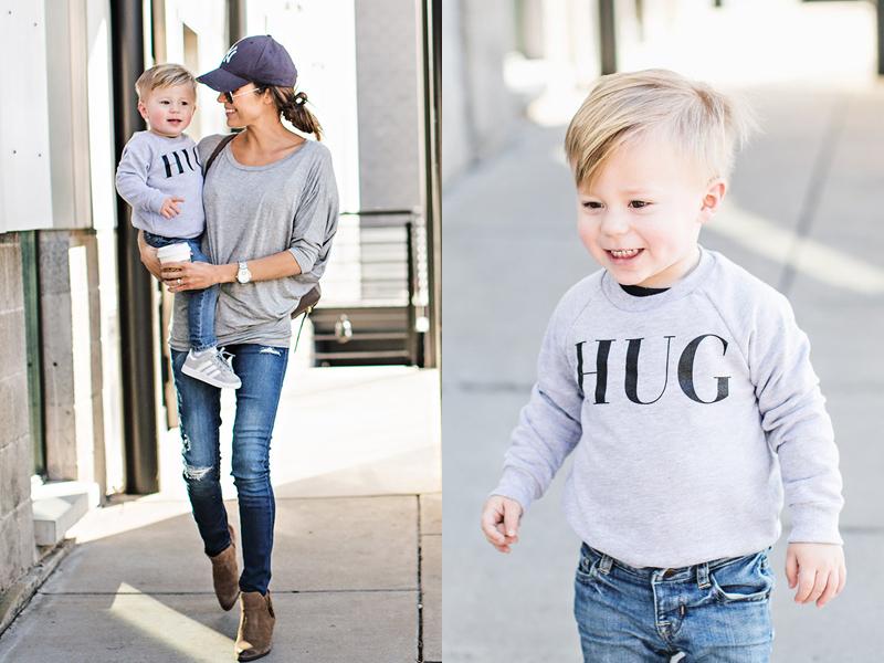09-Hug Baby Sweatshirt