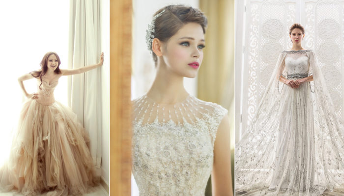 6 Glamorous and Romantic Fall Wedding Dress Trends!