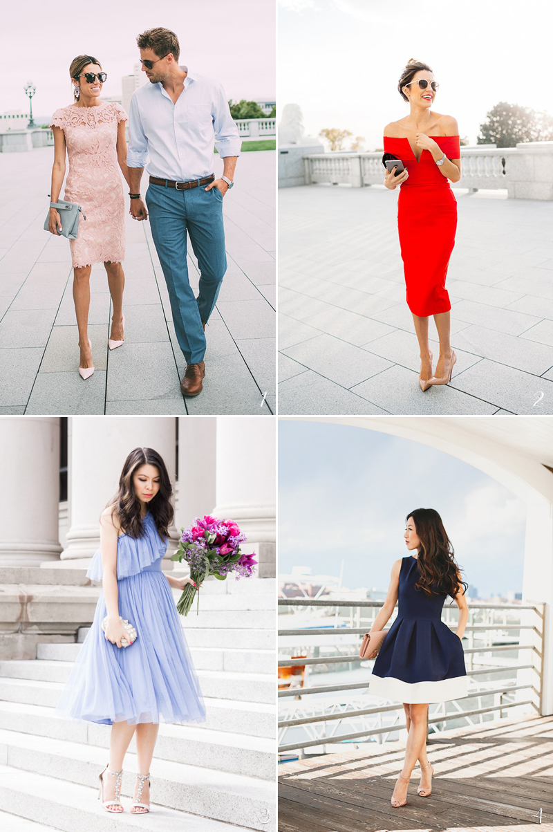 Wedding Guest What to Wear