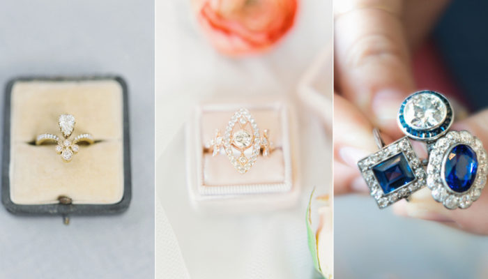 A Classic Never Goes Out of Style! 28 Antique Engagement Rings We Love!