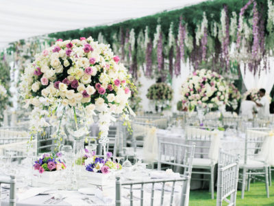 Dreamy Flower-Filled Bali Wedding From DesignMill