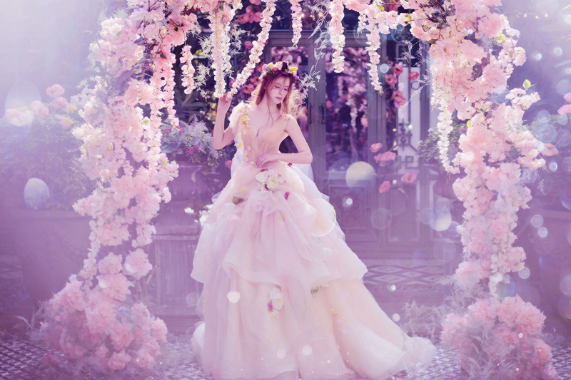 32 whimsical and ethereal wedding dresses for fairy tale brides 32 whimsical and ethereal wedding dresses for fairy tale brides praise wedding junglespirit Image collections