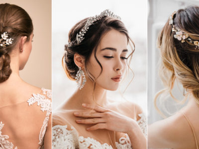 21 Beautiful Exquisite Hair Adornments For Stylish Brides