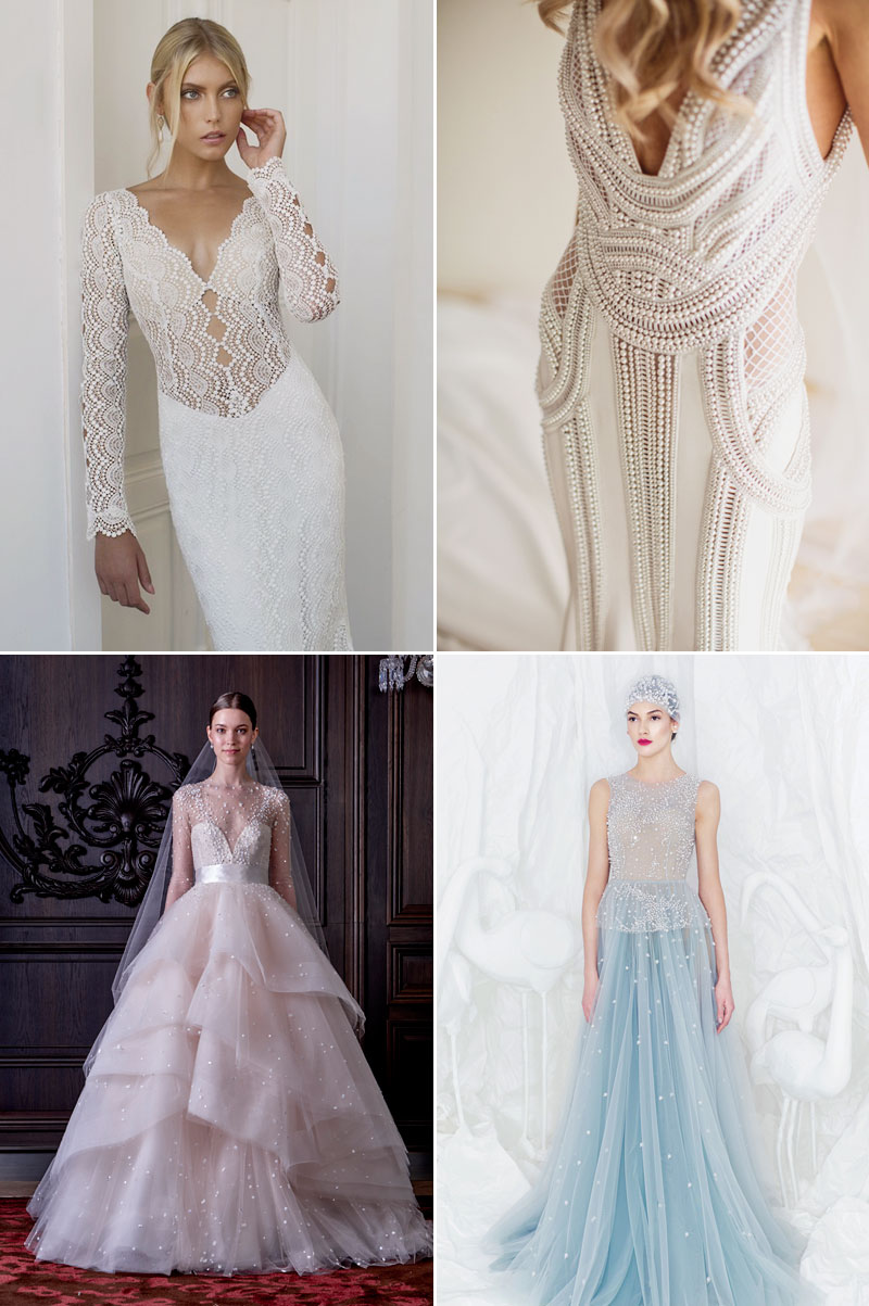 Dresses With Embellishment Weddings